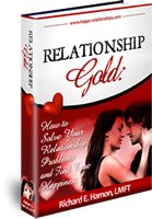 Cover of Relationship Gold, an eBook by Richard Hamon