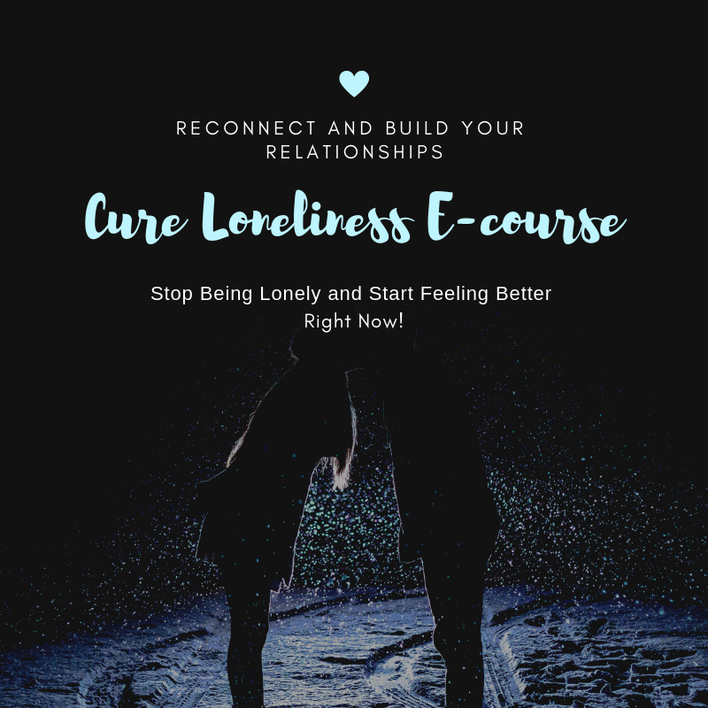Cure loneliness email course