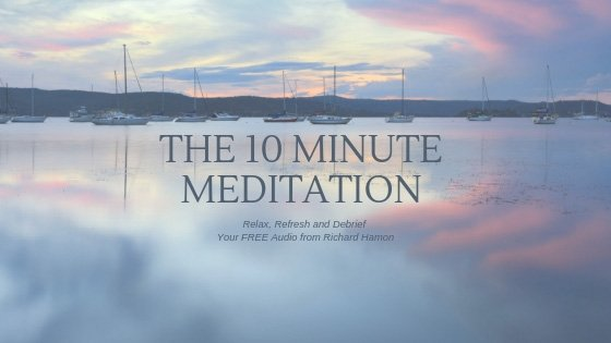 Richard's Free 10-Minute Meditation Audio