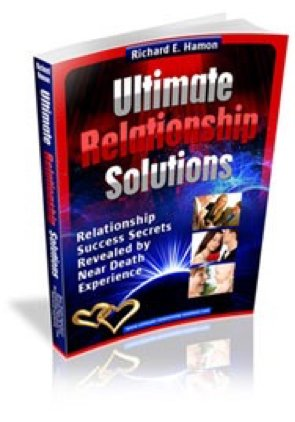 Ultimate Relationship Solution eBook cover
